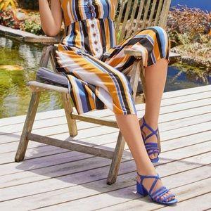 14535dfbdc0 Vagabond Shoes - Vagabond Saide Suede Block-Heel Sandal